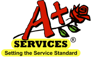 A+ Services logo